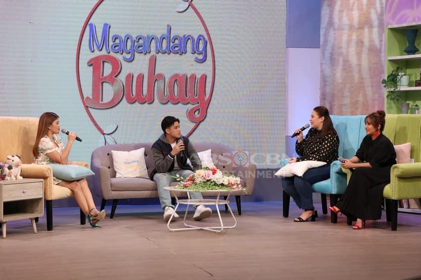 Magandang Buhay Jimuel Pacquiao Kyle Echarri