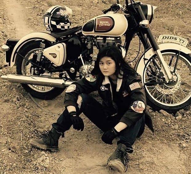 Ian Veneracion daughter Deirdre Dids photos