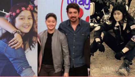 Ian Veneracion daughter Deirdre Dids photos