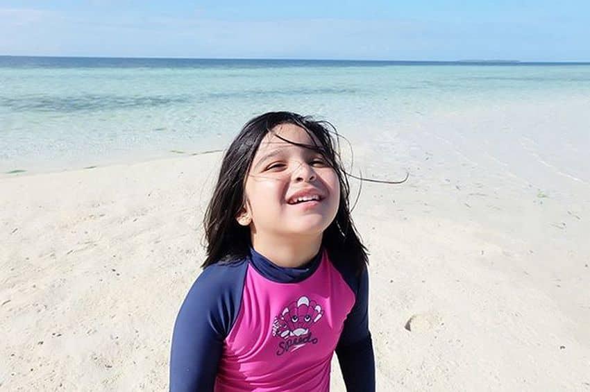 Julia Barretto little sister Erich
