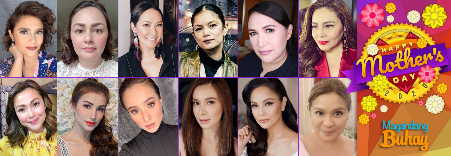 LOOK: Celebrity single moms who are slaying motherhood like a pro
