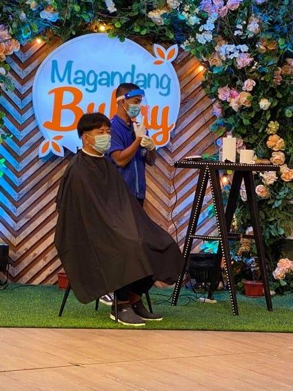 PHOTOS: Magandang Buhay with Billy Crawford