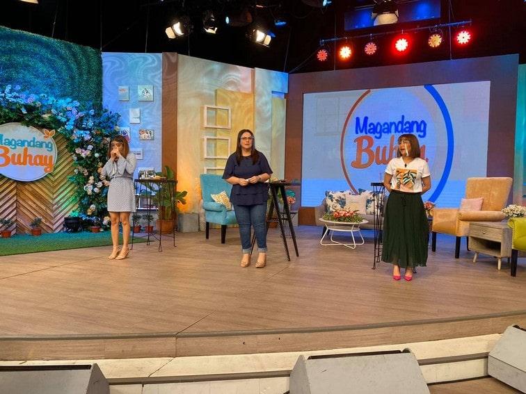 PHOTOS: Magandang Buhay with Janice de Belen