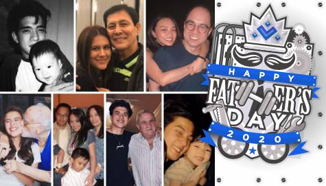 FATHER'S DAY 2020: Daddy's girls and boys speak about treasured moments with their Popshies on Magandang Buhay