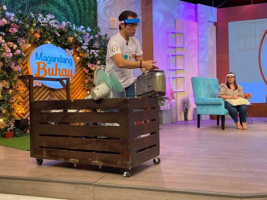 PHOTOS: Magandang Buhay with Isko Moreno
