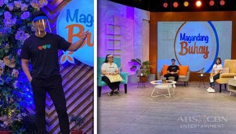 PHOTOS: Magandang Buhay with JC De Vera