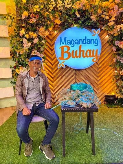 PHOTOS: Magandang Buhay with Bayani Agbayani