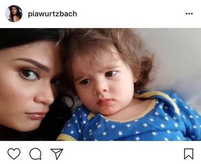 pia wurtzbach cute niece