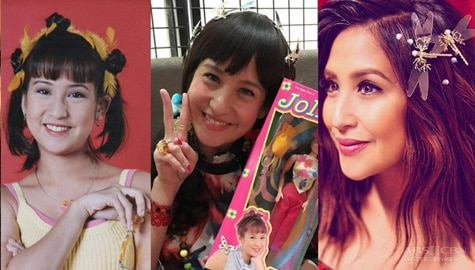 IN PHOTOS: 19 Trendy kikay looks of Jolina Magdangal through the years