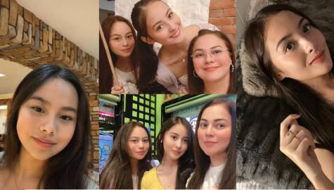IT REALLY RUNS IN THE BLOOD! Meet the beautiful daughters of Karla Estrada