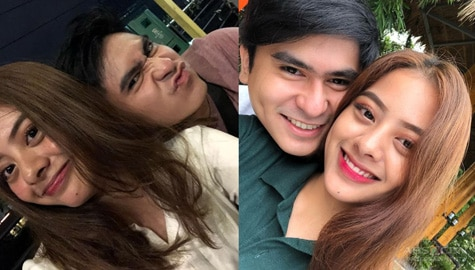 LOOK: Meet CJ Navato's girlfriend in these photos