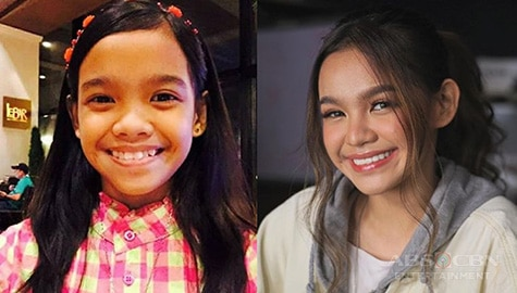 LOOK: Zephanie's then and now photos