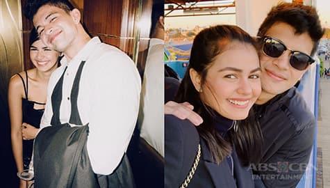 LOOK: Sweet Photos of Janine Gutierrez with her boyfriend Rayver Cruz