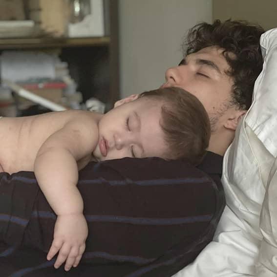 markus baby jude photos