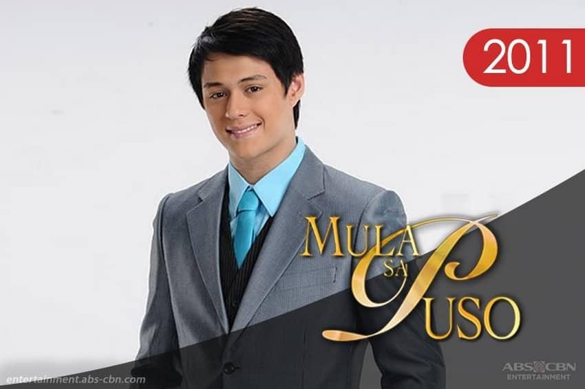 Enrique Gil TV Journey