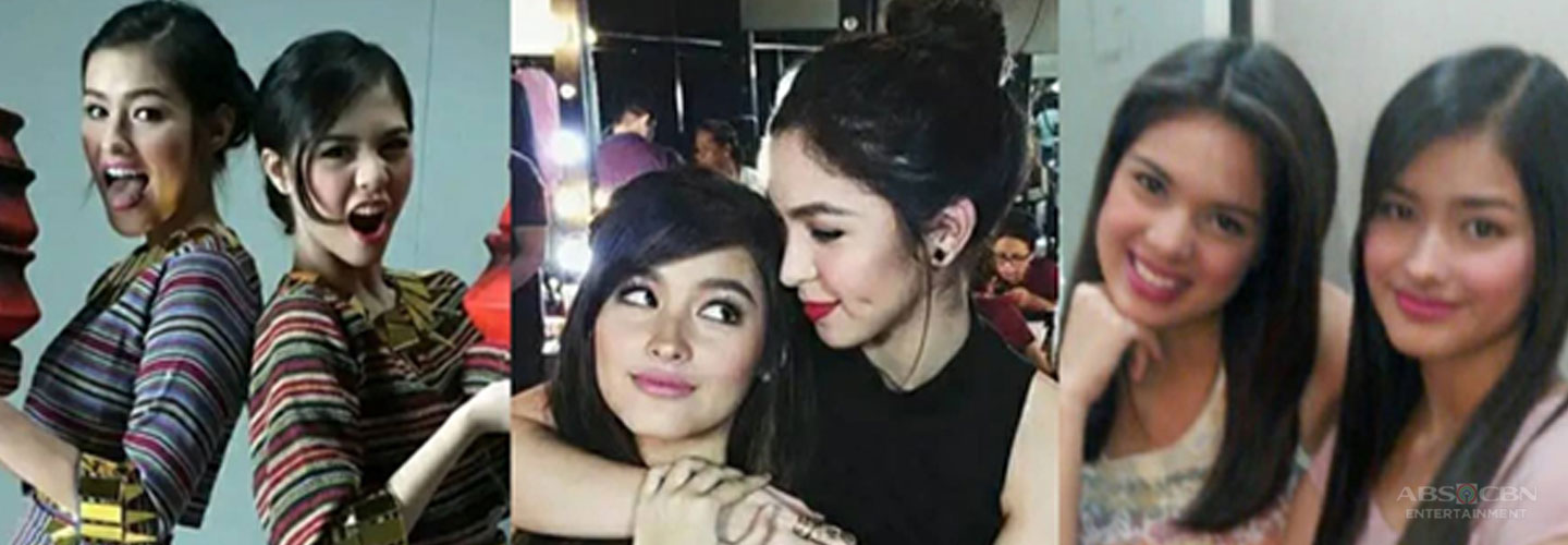 Liza, Julia, Michelle and Janella's friendship through the years