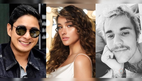 International Local celebrities crush Liza Soberano