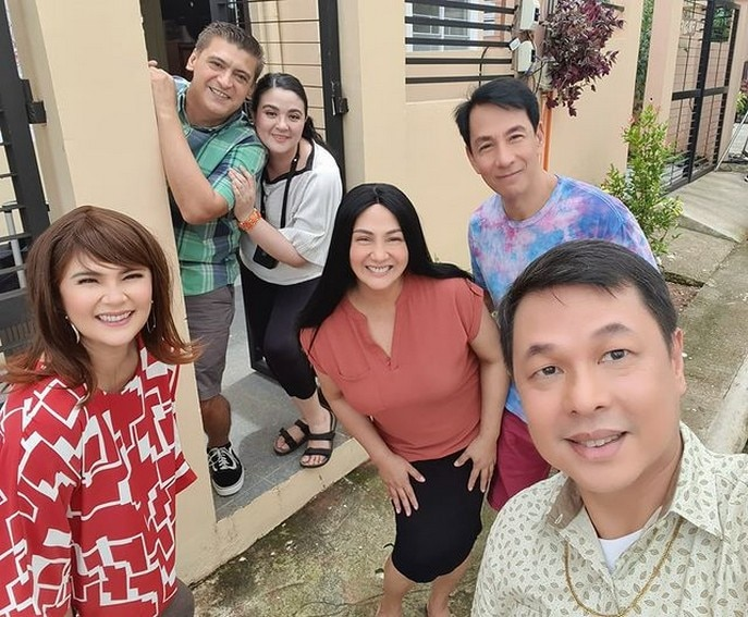 LOOK: Fun off-cam bonding moments of the Marry Me, Marry You cast
