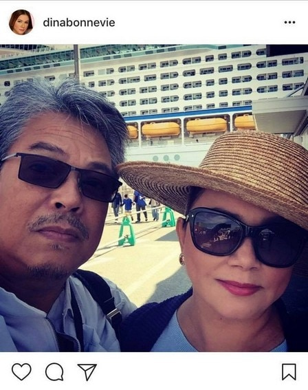 IN PHOTOS: Dina Bonnevie with her loving husband of 8 Years