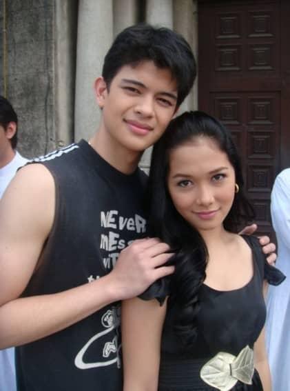 Maja Salvador and Rayver Cruz in May Bukas Pa (2009)