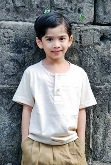 Zaijian Jaranilla as Santino in May Bukas Pa (2009)