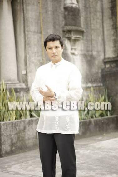 Albert Martinez as Enrique in May Bukas Pa (2009)