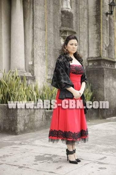 Dina Bonnevie as Malena in May Bukas Pa (2009)