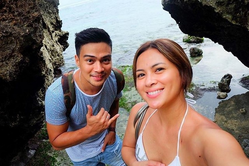 IN PHOTOS: Lara Quigaman with her adorable family