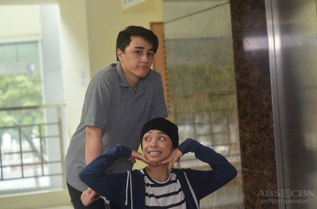 Behind-The-Scenes Maymay at Edward  MMK