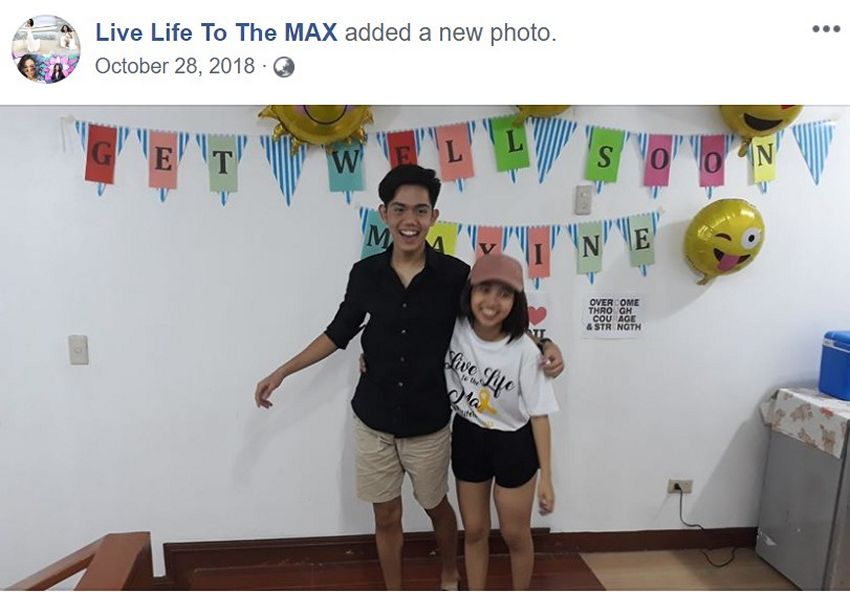 Mga huling larawan ni Gab kasama si Max