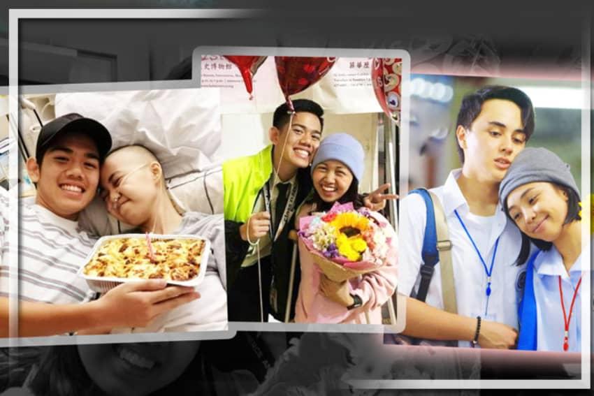 PHOTOS: Tingnan ang mga huling larawan ng MMK letter sender na si Gab kasama si Max