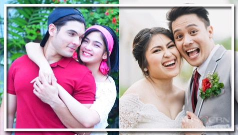 IN PHOTOS: Kilalanin ang MMK letter senders na sina Tein at Tantan na ginampanan nina Heaven at Josh!