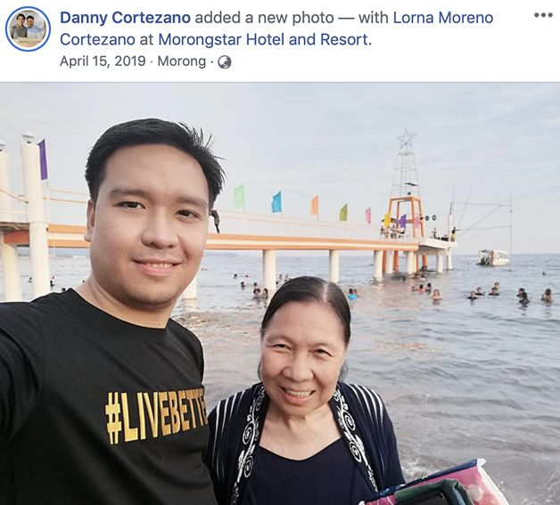 "Meet MMK ""Grow Old With You"" letter sender Danny and his wife Lorna"