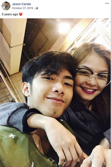 "Meet the real-life Aira and Jason of MMK ""Tren"" episode in these photos!"