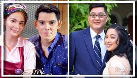 """IN PHOTOS: Kilalanin ang MMK """"Hot Choco"""" letter senders na sina Shareena at Tito"""