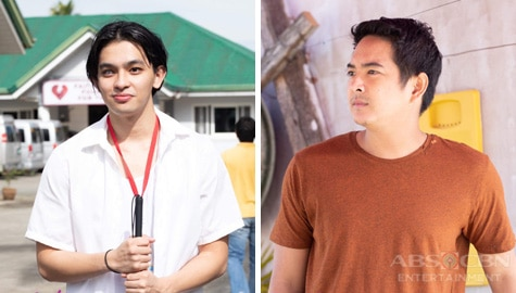 "IN PHOTOS: Behind-the-scenes on MMK ""I See You Bro"" episode"