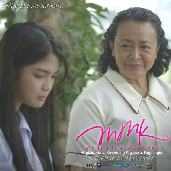 MMK My Two Mothers BTS