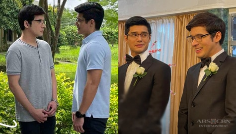 """LOOK: Behind-the-scene photos of MMK """"Serendipity"""" episode"""