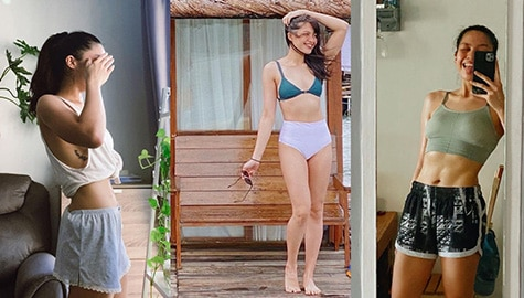 Jane Oineza fit and sexy photos