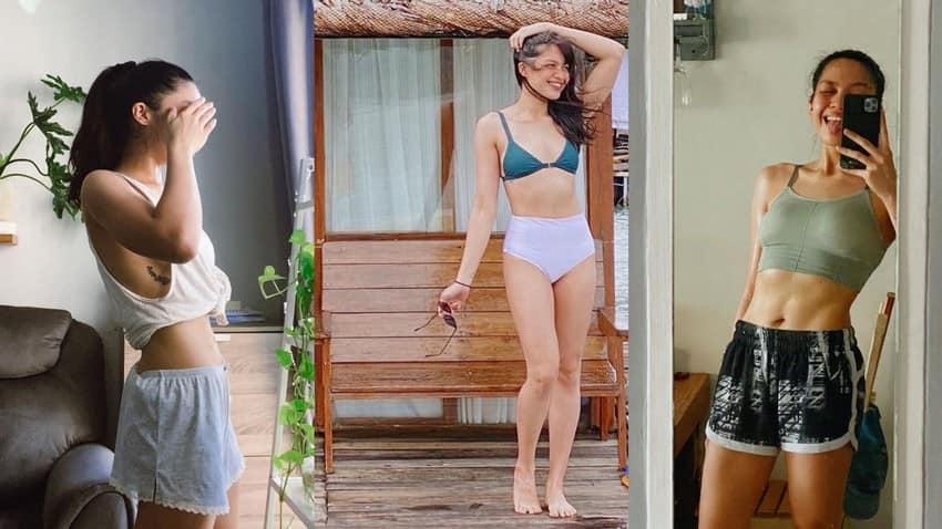 Jane Oineza transformation