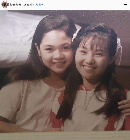 Throwback photos of Teleserye queen Judy Ann Santos