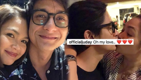 #RelationshipGoals How Judy Ann and Ryan spend quality time together