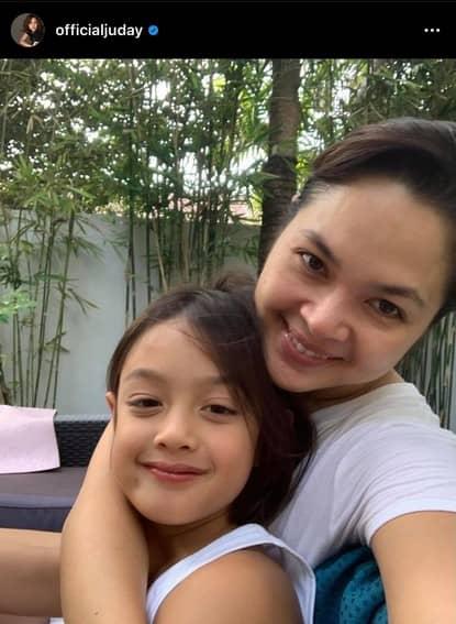 IN PHOTOS: Judy Ann Santos with her adorable son