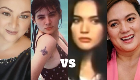 Luz vs Elena! Kaninong ganda nga ba ang pasado kay Fernan?