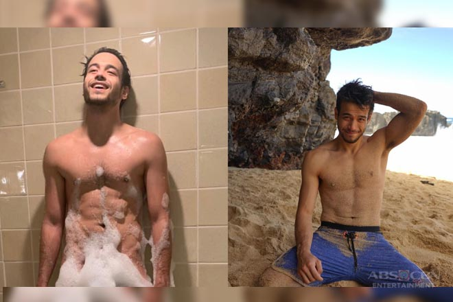 Thirst Trap: Photos of Kit Thompson that will make you want to hit the gym!