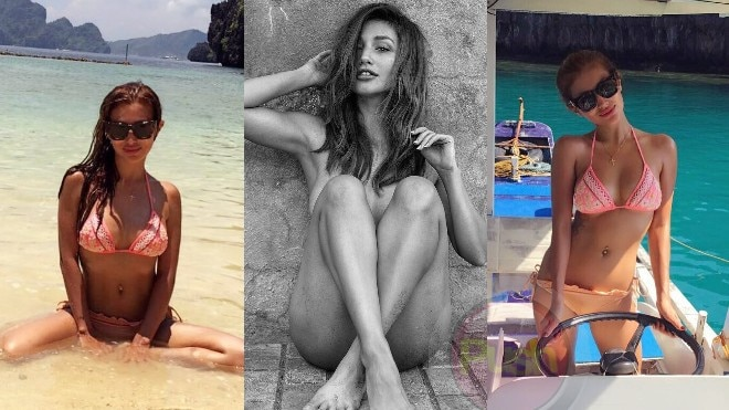 One of the sexiest actresses in the Philippines shows you why summer is fun in these photos!