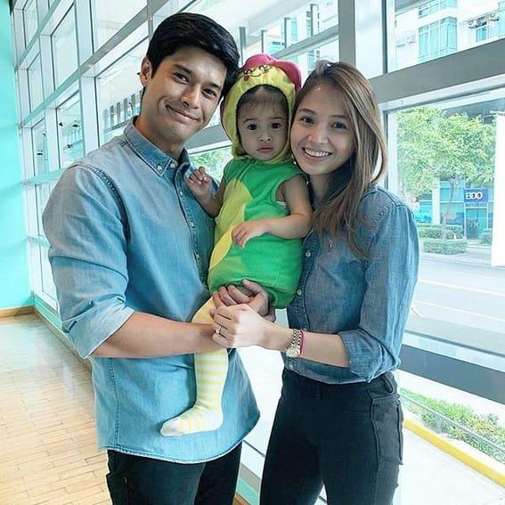 JC De Vera family Pamilya ko Nathan Peachy Rikkah Alyssa Cruz