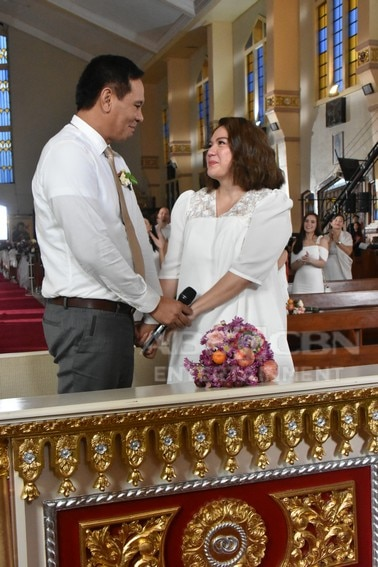 Luz Fernan Renewal Of Vows