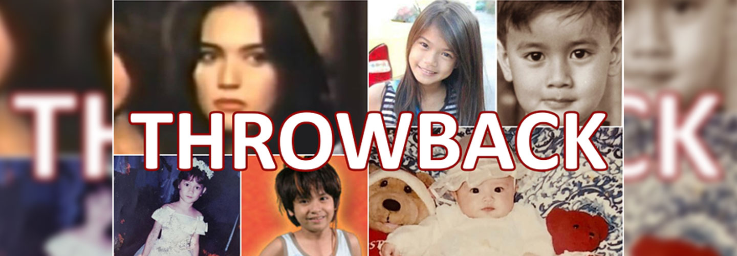 Mabunga Family & their throwback photos here: