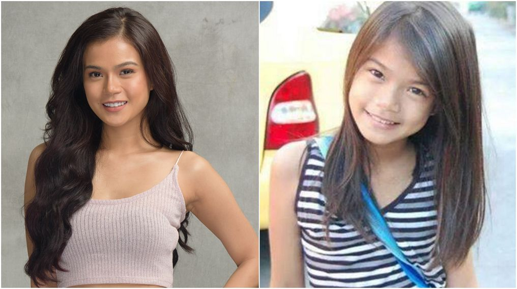 Then and Now: Maris Racal